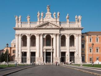 Itinerari religiosi basilica di San Giovanni Roma