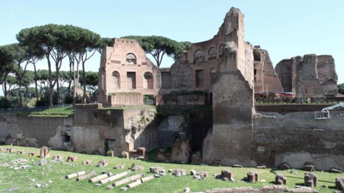 Roma nascosta Palatino