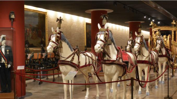 Museo delle carrozze Vaticano